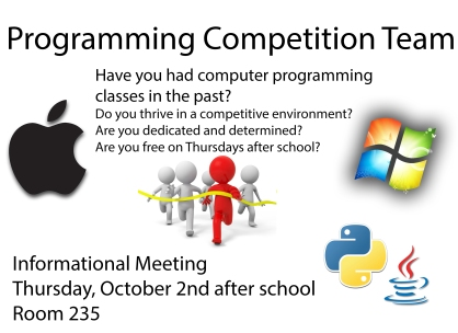 competitionflyer